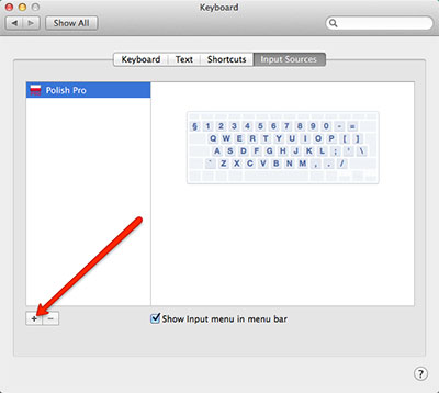 How To Change Your Keyboard Layout On Mac Os X The Typing Cat - Us-keyboard-map
